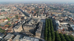 Roubaix este unul dintre oraşele care a fost câştigat de UMP