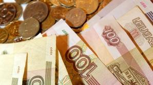 Rubla a fost pusă oficial în circulaţie înCrimeea