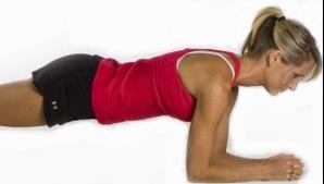Exerciţiul-fenomen care te ajută să slăbeşti. Îl poate face oricine