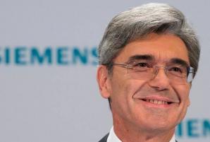 CEO-ul Siemens, Joe Kaeser