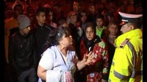 Şofer bătut de rudele victimei, la Târgovişte
