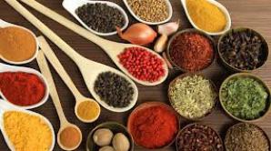 Mirodeniile ajută la reducerea consumului de sare în mâncare