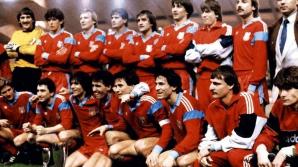 GEST extrem al unei legende a fotbalului românesc