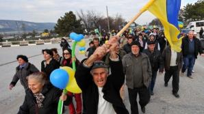 """Raportul denunţă totodată """"hărţuiri"""" şi """"persecuţii"""" vizând tătarii din Crimeea"""
