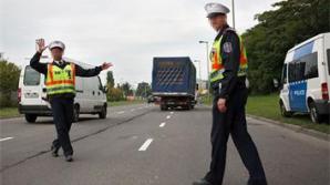 Şoferiţă româncă, arestată în Ungaria în urma unui accident soldat cu un mort