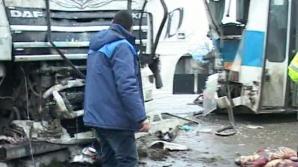 Accident cumplit în Bacău.
