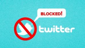 SUA au denunţat decizia Turciei privind BLOCAREA ACCESULUI LA TWITTER
