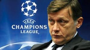 UEFA ar putea da în judecată Partidul Național Liberal