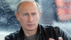 """Putin confirmă """"retragerea parţială"""" a trupelor ruse staţionate de-a lungul frontierei Ucrainei"""