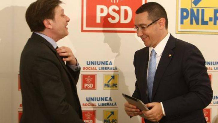 Crin Antonescu susține că refacerea USL este imposibilă