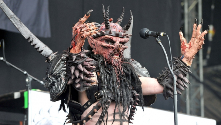 Dave Brockie, solistul trupei rock GWAR