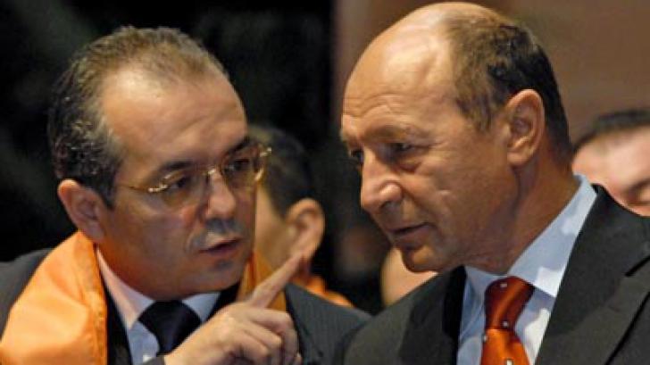 TRAIAN BĂSESCU: Procesul de descentralizare pe care l-a făcut premierul Emil Boc a reuşit