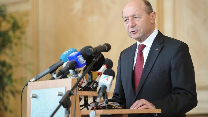 Băsescu: Voi informa la Haga despre nevoia de repoziţionare a resurselor militare ale NATO / Foto: presidency.ro