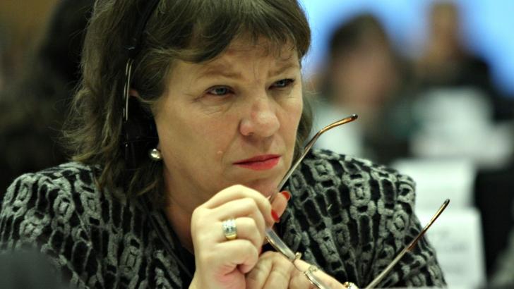 Norica Nicolai: Antonescu nu va avea motiv să-şi dea demisia, pragul de 20 la sută, deja atins