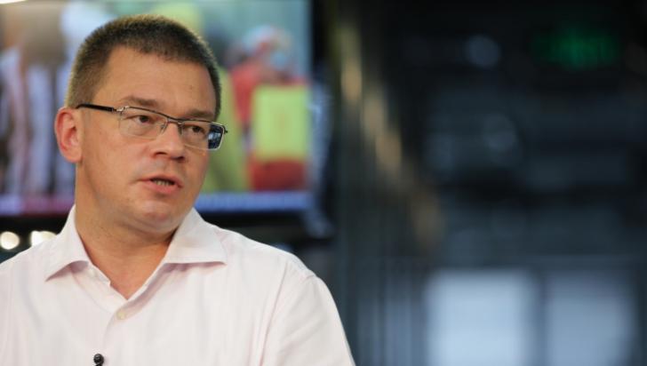 EUROPARLAMENTARE 2014: Mihai Răzvan Ungureanu va deschide lista FC