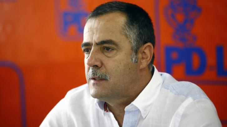 Cezar Preda susţine că este hotărât să nu revină 'niciodată' la conducerea PDL Buzău / Foto: MEDIAFAX