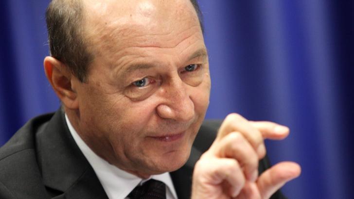 Traian Băsescu Foto: MEDIAFAX