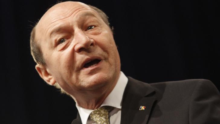 Băsescu: Asigur SRI că niciodată nu voi utiliza informaţiile în bătălia politică / Foto: MEDIAFAX