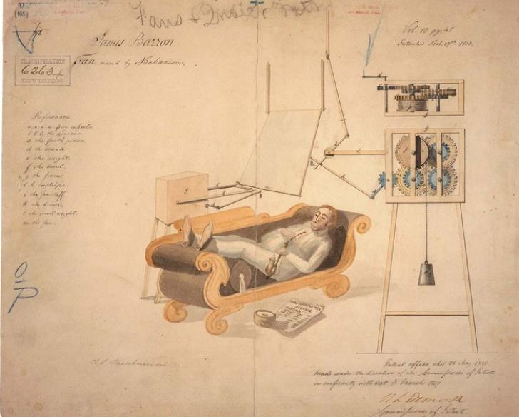 Stramosul ventilatorului