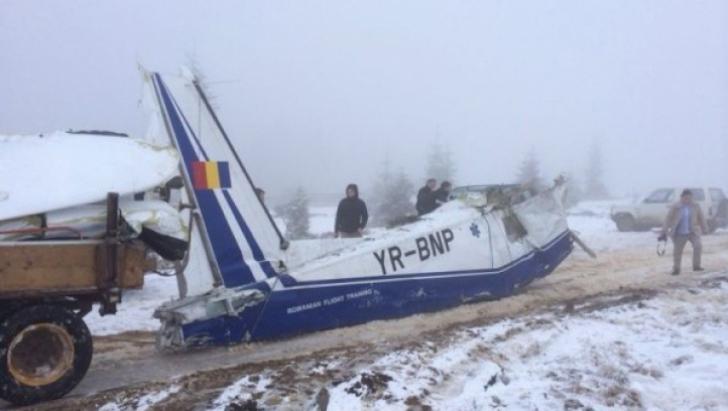 50 de persoane din trei ministere au fost audiate în cazul accidentului aviatic