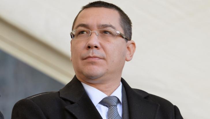 VICTOR PONTA se va afla, marţi, în Grecia şi în Albania