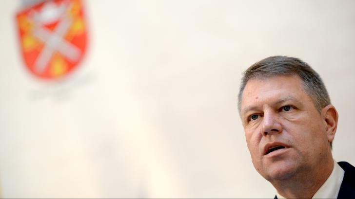 SURSE: Iohannis nu este urmărit penal, în prezent, în dosarul privind conflictul de interese / Foto: MEDIAFAX