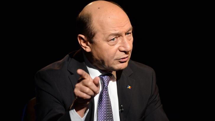 Băsescu: Rusia creează conflicte pentru că Vladimir Putin vrea să reconstruiască URSS / Foto: MEDIAFAX