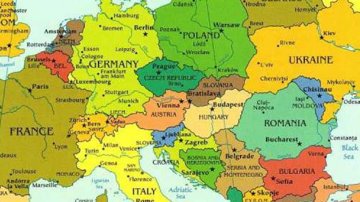 Vladimir Jirinovski propune împărţirea vestului Ucrainei între Ungaria, România şi Polonia