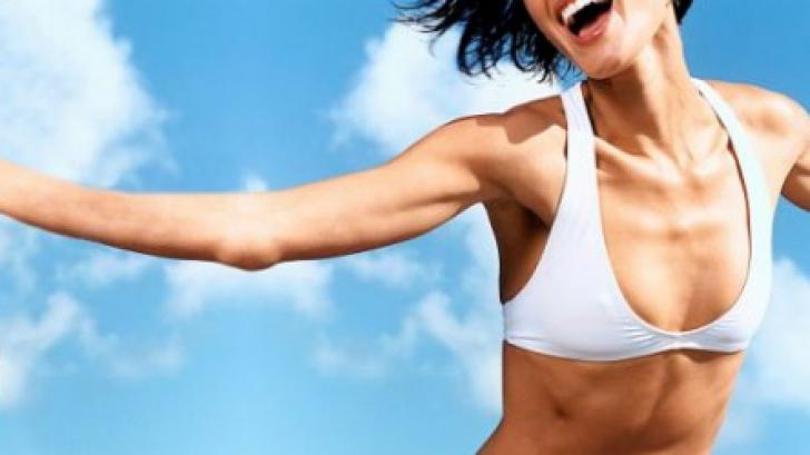<p>Top 5 exerciții pentru colăceii de pe burtă</p>