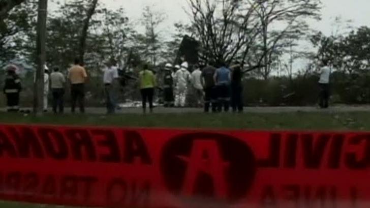 ACCIDENT AVIATIC. Un avion medical s-a prăbuşit în Columbia. Nu există niciun supravieţuitor