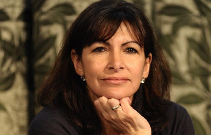 Anne Hidalgo, noul primar al Parisului