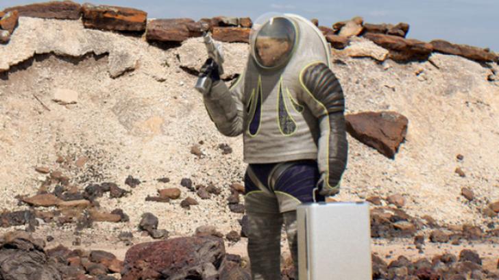 Cum vor arăta costumele spațiale ale viitorului