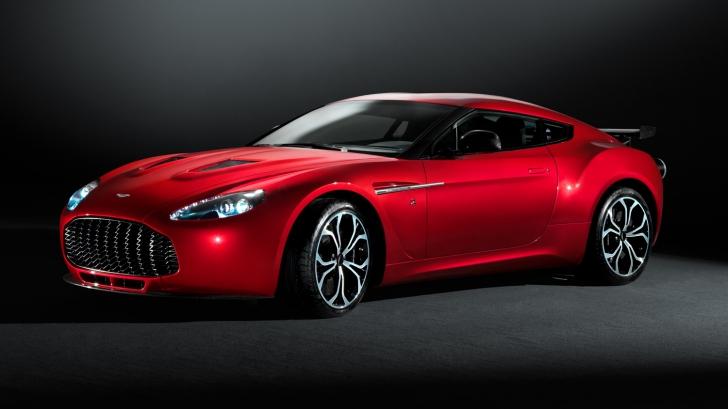 Aston Martin ar putea colabora cu Daimler pentru producţia unui SUV DE LUX