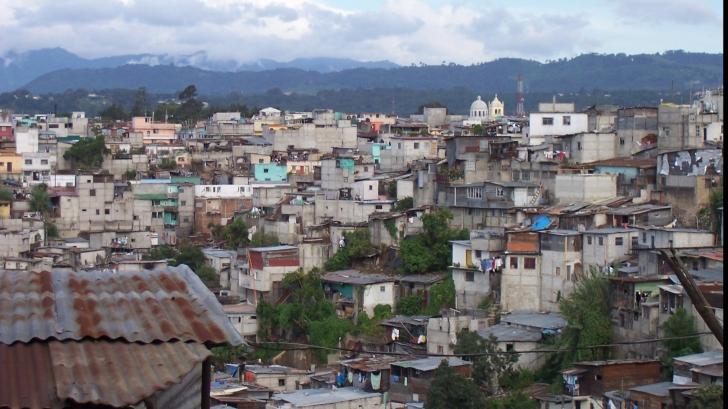 În topul listei, Ciudad de Guatemala