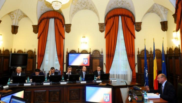 CSAT se reunşete joi în şedinţă. Evenimentele din Ucraina, pe ordinea de zi