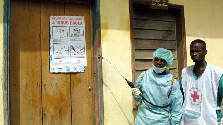 Epidemie de Ebola în Guineea