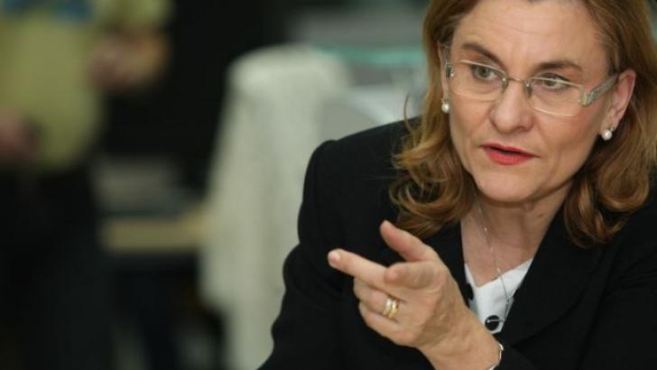 Maria Grapini a demisionat din Parlament