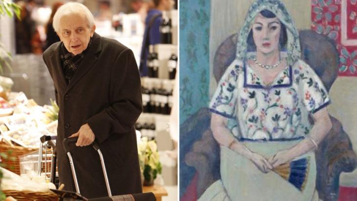 """COMOARA NAZISTĂ, restituită. Cornelius Gurlitt şi tabloul """"Femeie pe fotoliu"""", Matisse"""