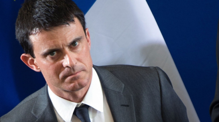 Francois Hollande l-a desemnat pe Manuel Valls prim-ministru al Franței