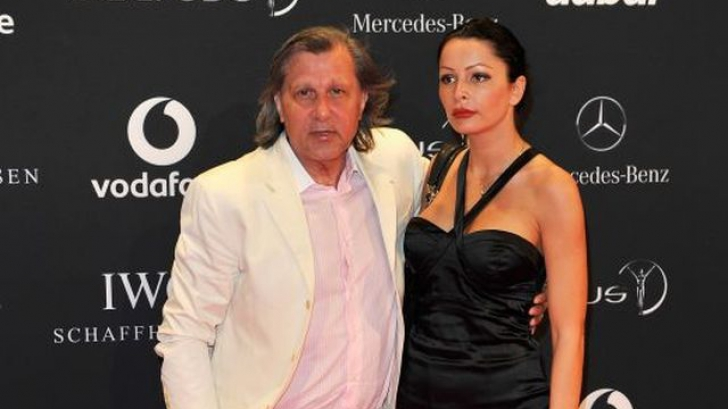 Brigitte Năstase, APARIŢIE ULUITOARE la Gala Laureus