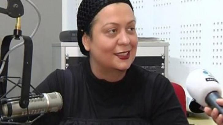 Monica Anghel, transportată de urgență la spital