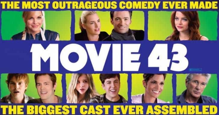 ZMEURA DE AUR 2014: Cele mai proaste filme ale anului