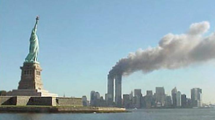 Atentatele din 11 septembrie 2001 New York