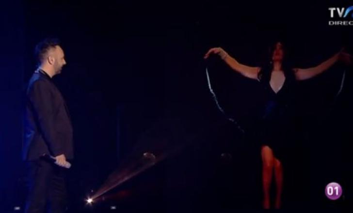 EUROVISION 2014. Paula Seling şi Ovi, spectacol cu flăcări. Le vor purta noroc şi de data aceasta?