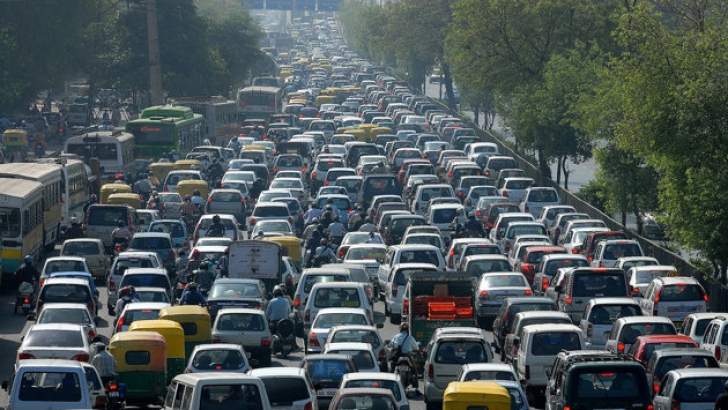 Limita de viteză în Paris ar putea scădea de la 50 la 30 km/oră
