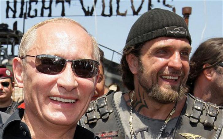 Cine sunt LUPII NOPŢII, unii dintre cei mai duri susţinători ai lui Vladimir Putin