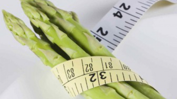 REGIMUL VERDE: cum să slăbeşti 5 kilograme într-o lună