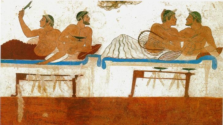 Cum și de ce era homosexualitatea acceptă în Roma Antică