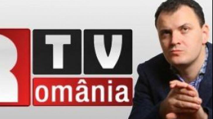 LOVITURĂ DURĂ pentru ROMÂNIA TV. Un prezentator şi-a dat demisia chiar de ZIUA FERICIRII