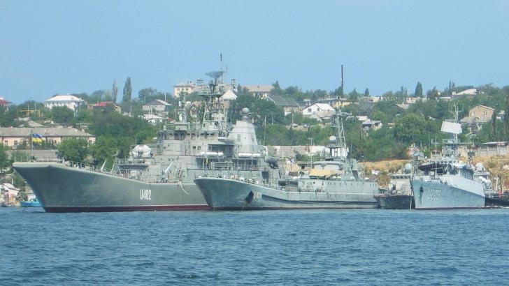 Sevastopolul este gazda flotei ruse de la Marea Neagră